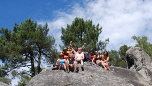 Fontainebleau, Coaching, Rock Climbing Coaching, Performance Coaching, Bouldering, Climbing, Rock Climbing