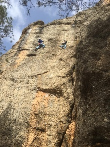 Rock Climbing Coaching, Margalef, Climbing, Coaching