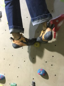 Footwork, footswap, climbing, training, coaching