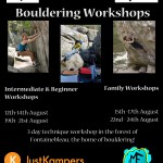 Fontainebleau, Coaching, Training, Bouldering, Workshops