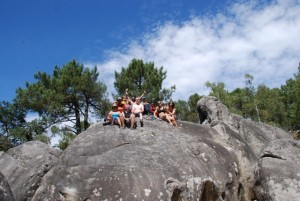 Fontainebleau Bouldering, Coaching, Technique, Training