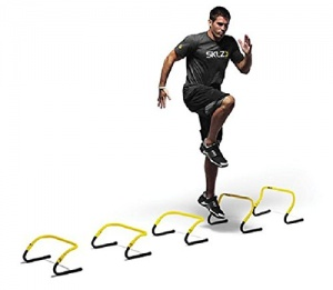 Plyometric Hurdles, Stability, Training