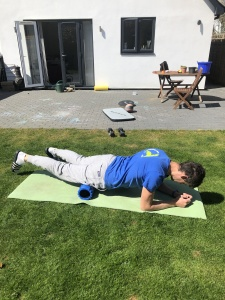 Foam Roller, Myofascial Release, Self Massage